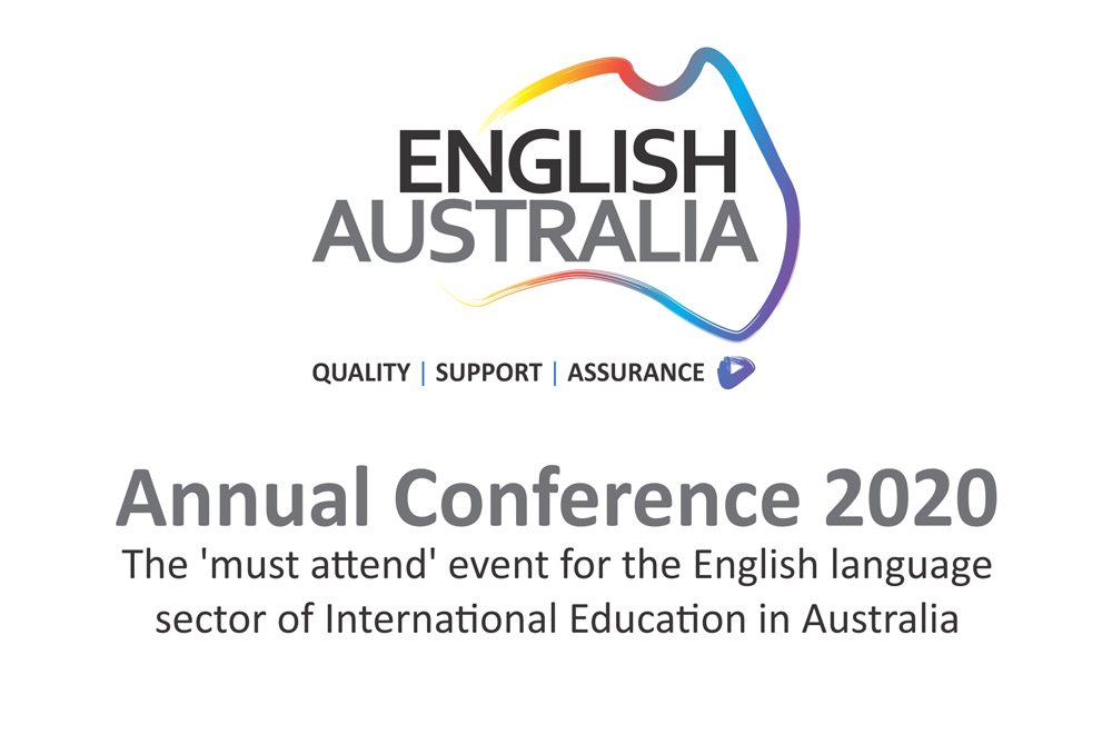 Home English Australia Conference 2020