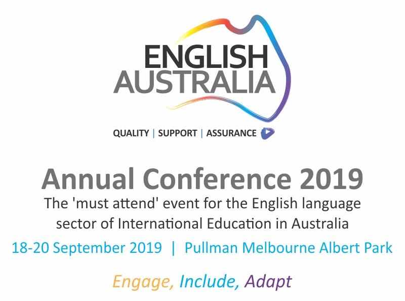 Awards - English Australia Conference 2019